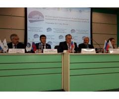 В Москве состоялся XIII Ежегодный Всероссийский Форум Руководителей предприятий жилищного и коммунального хозяйства.