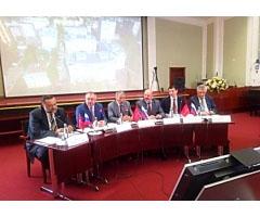 Конференция на тему: «О подходах к выполнению задачи, поставленной в майском указе Президента РФ»