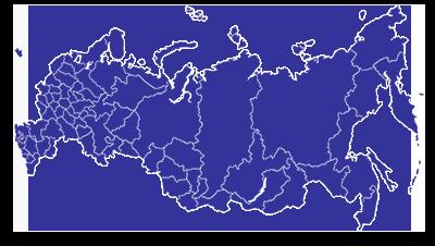 Представительства в городах России