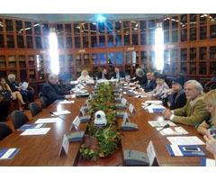 Заседание Комитета ТПП РФ по природопользованию и экологии.
