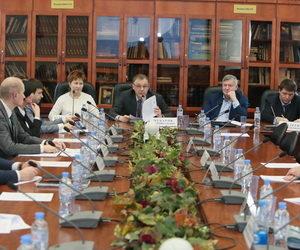 Заседание ТПП РФ по предложениям по донастройке налоговой системы.