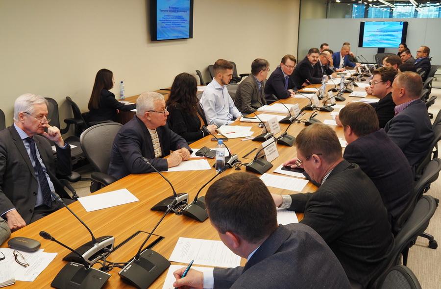 заседания постоянного комитета Россаккредитации.