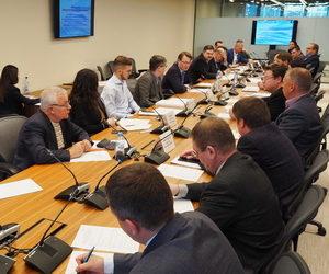 Прошло очередное заседания постоянного комитета Россаккредитации.