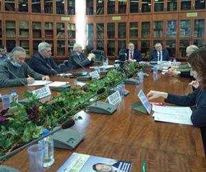 Заседании комитета ТПП РФ